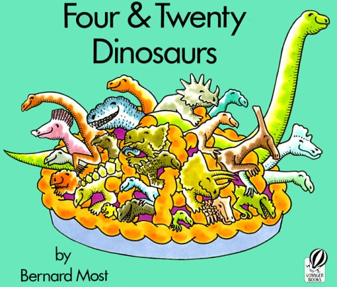 Four & Twenty Dinosaurs by Bernard Most