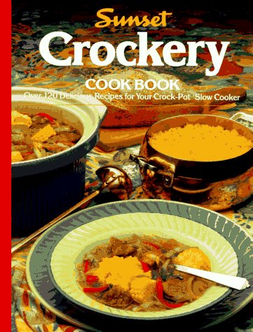 Crockery Cook Book by Cynthia Scheer