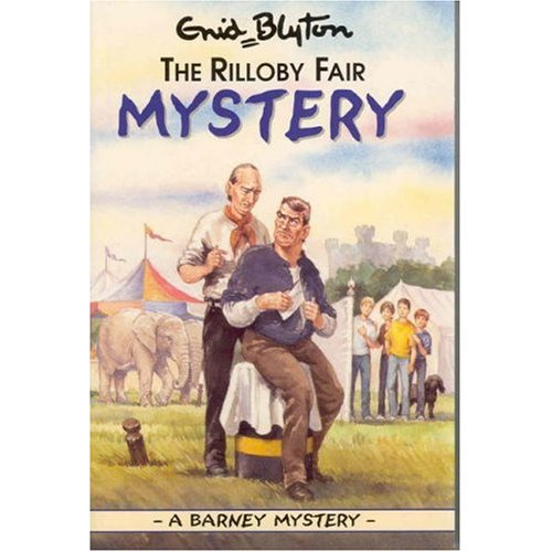 The Rilloby Fair Mystery by Enid Blyton