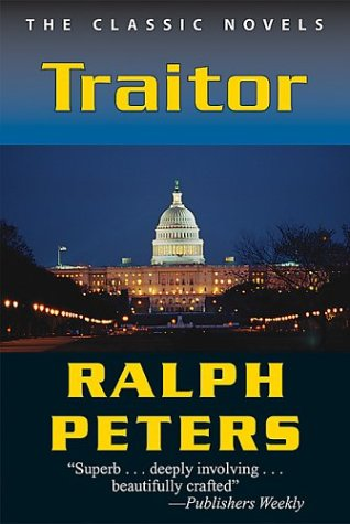 Traitor by Ralph Peters
