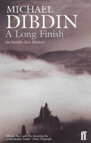 A Long Finish (Aurelio Zen, #6)