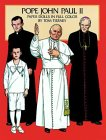 Pope John Paul II Paper Dolls in Full Color by Tom Tierney