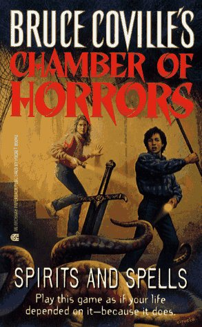 Find Spirits and Spells (Chamber of Horrors #2) PDF by Bruce Coville