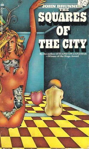 Download free The Squares of the City by John Brunner RTF