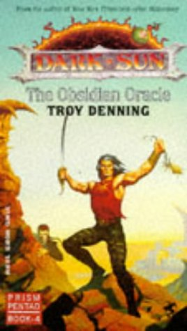 The Obsidian Oracle by Troy Denning
