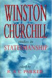 Winston Churchill: Studies in Statesmanship