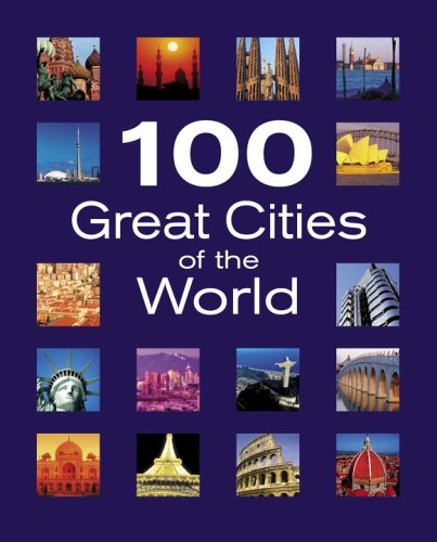 100 Great Cities of the World by Jack Barker
