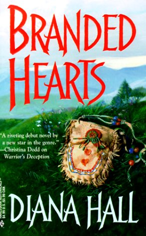 Branded Hearts by Diana Hall