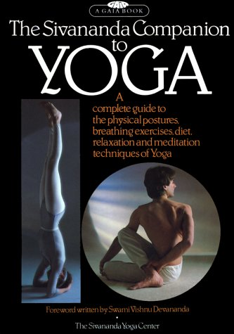 Sivananda Companion to Yoga by Lucy Lidell