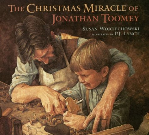 The Christmas Miracle of Jonathan Toomey [With Wooden Ornamen... by Susan Wojciechowski