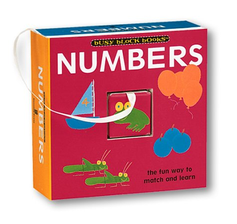 Numbers: Busy Block Books