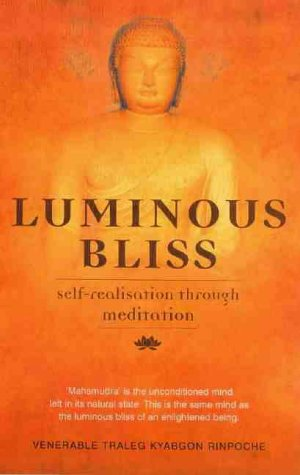 Luminous Bliss by Traleg Kyabgon Rinpoche