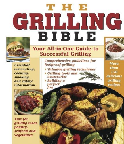 Grilling Bible by Marilyn Pocius