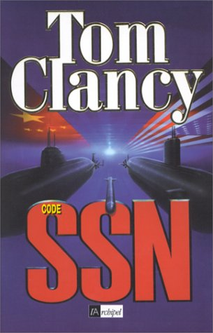 Code SSN by Tom Clancy