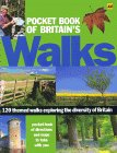 Pocket Book of Britain's Walks: 120 Themed Walks Exploring the Diversity of Britain