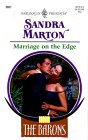 Marriage on the Edge (The Barons, #1)