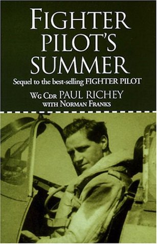 Fighter Pilot's Summer by Paul Richey
