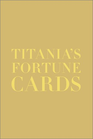 Fortune Cards [With Cards] by Titania Hardie