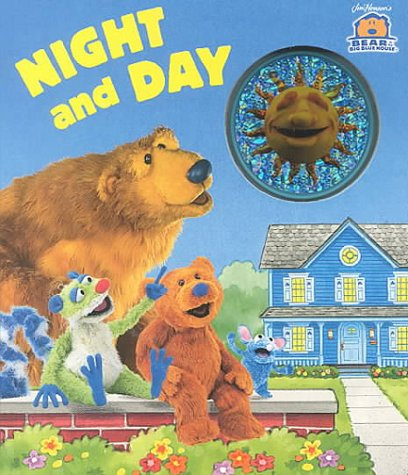 Night and Day (Bear in the Big Blue House (Readers Digest))