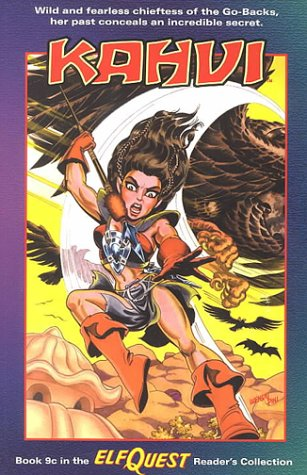 ElfQuest 9c by Wendy Pini