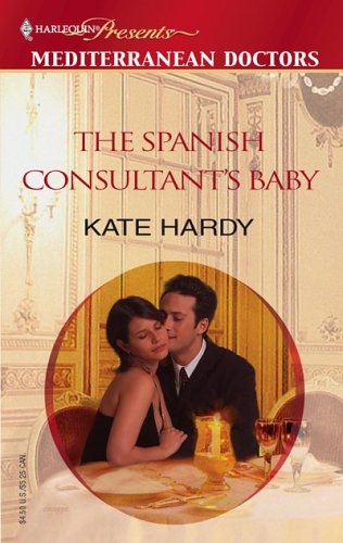 The Spanish Consultant's Baby