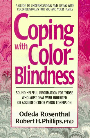 Coping with Colorblindness by Odeda Rosenthal
