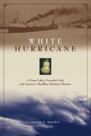 White Hurricane by David G. Brown