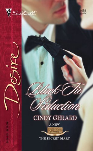 Black-Tie Seduction (Texas Cattleman's Club by Cindy Gerard