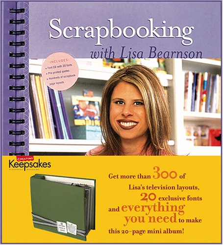 with Lisa Bearnson: The Best of QVC Page Layouts Lisa Bearnson