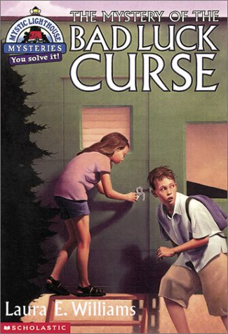 The Mystery of the Bad Luck Curse (Mystic Lighthouse Mysteries #3)