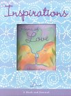 Love: Inspirations: A Book And Journal