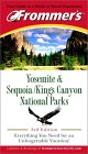 Frommer's Yosemite & Sequoia/Kings Canyon National Parks