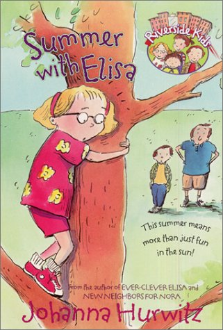 Summer With Elisa (Riverside Kids #13)