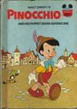 Pinocchio and His Puppet Show Adventure (Disney's Wonderful World of Reading)