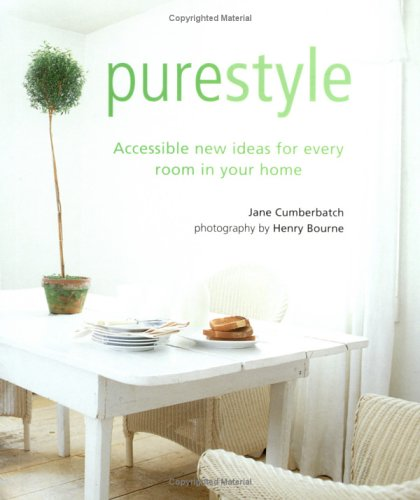 Purestyle by Jane Cumberbatch