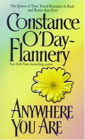 Anywhere You Are by Constance O'Day-Flannery
