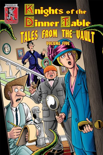 Knights of the Dinner Table: Tales from the Vault, Vol. 5
