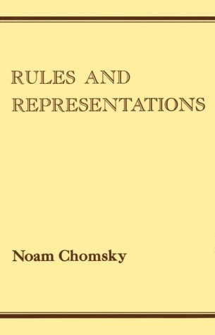 rule governed creativity chomsky Some theoretical aspects of  characterized language as being rule-governed creativitys we  respond to chomsky's notion of rule-governed creativity.