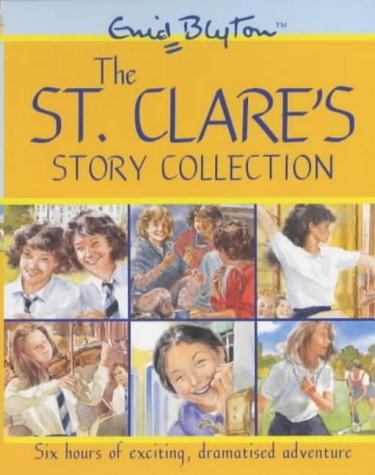 Download for free The St. Clare's Story Collection (St. Clare's/Hanni und Nanni Collection 9) by Enid Blyton PDF