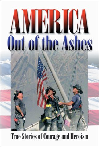 America Out of the Ashes [With Postcard] by Jeff O'Leary