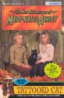The Case of the Tattooed Cat (The New Adventures of Mary-Kate and Ashley, #37)