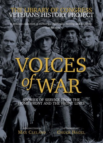 Voices of War by Chuck Hagel
