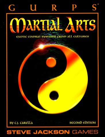 Download GURPS Martial Arts: Exotic Combat Systems from All Cultures PDF