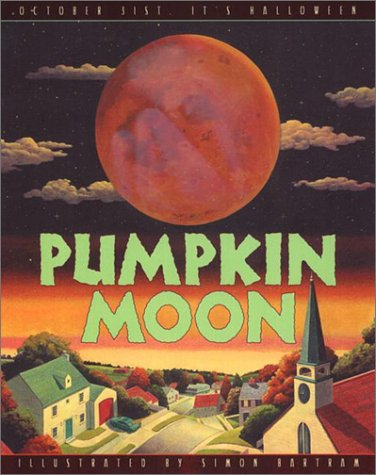 Pumpkin Moon by Tim Preston