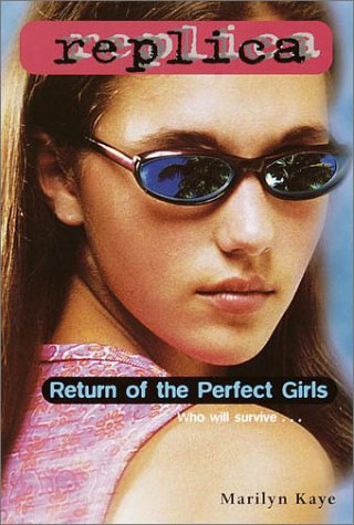 Return of the Perfect Girls by Marilyn Kaye