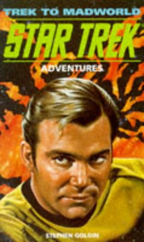 Download free Trek To Madworld (Star Trek Adventures #9) PDF by Stephen Goldin