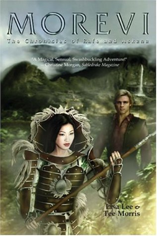 Morevi: The Chronicles of Rafe and Askana (Book 1)