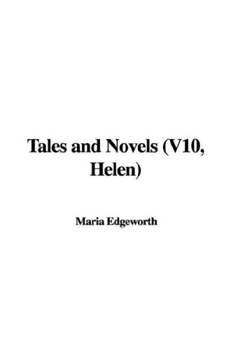 Tales and Novels (V10, Helen)