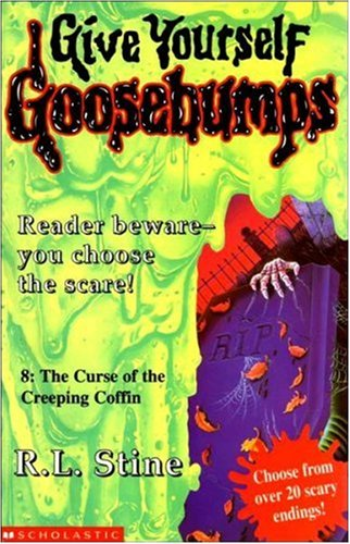 The Curse of the Creeping Coffin by R.L. Stine