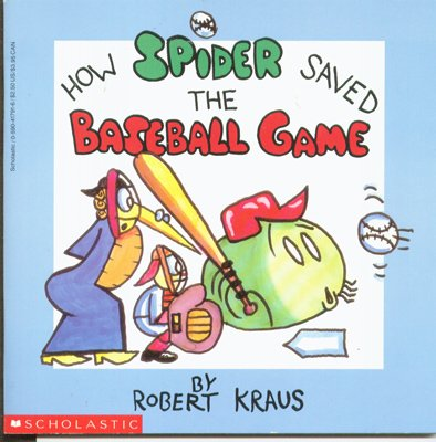 How Spider Saved the Baseball Game